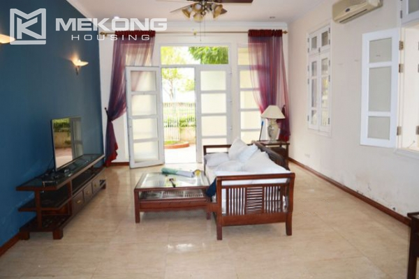 Ciputra  furnished villa for rent in T5 block with 5 bedroooms, full of natural light 1