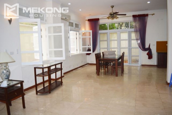Ciputra  furnished villa for rent in T5 block with 5 bedroooms, full of natural light 3