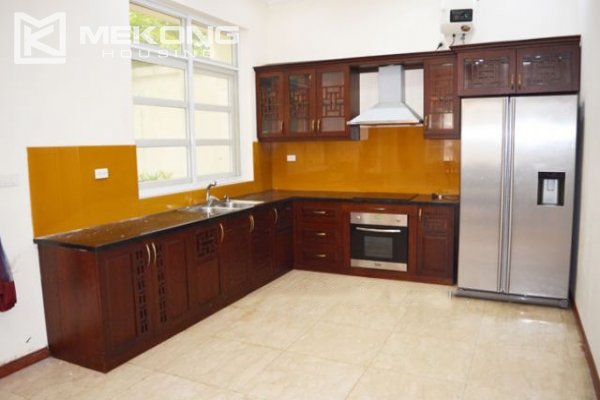 Ciputra  furnished villa for rent in T5 block with 5 bedroooms, full of natural light 5