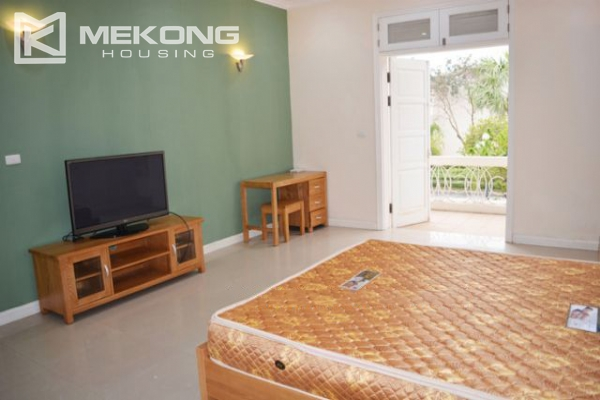 Ciputra  furnished villa for rent in T5 block with 5 bedroooms, full of natural light 12