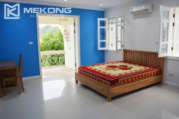 Ciputra  furnished villa for rent in T5 block with 5 bedroooms, full of natural light 15