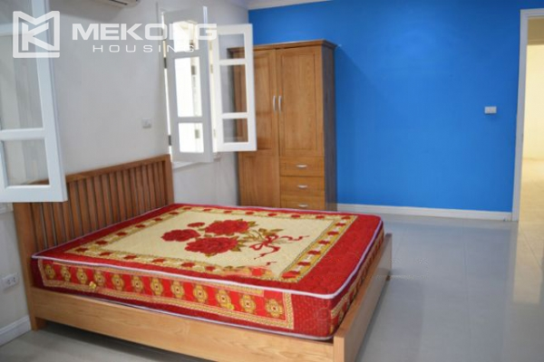 Ciputra  furnished villa for rent in T5 block with 5 bedroooms, full of natural light 16