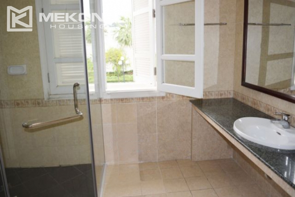 Ciputra  furnished villa for rent in T5 block with 5 bedroooms, full of natural light 17