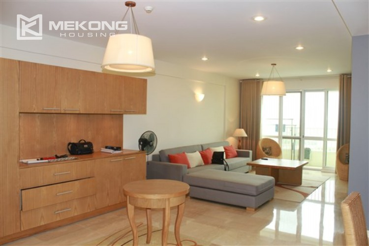 Ciputra renovated and spacious apartment with 4 bedrooms in P1 tower 2