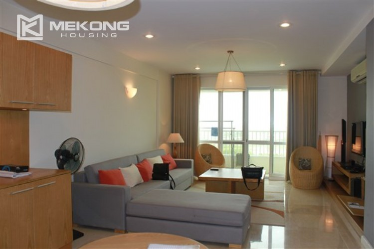 Ciputra renovated and spacious apartment with 4 bedrooms in P1 tower 3