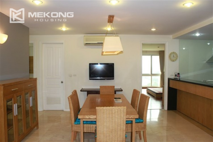 Ciputra renovated and spacious apartment with 4 bedrooms in P1 tower 6