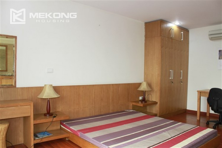 Ciputra renovated and spacious apartment with 4 bedrooms in P1 tower 10