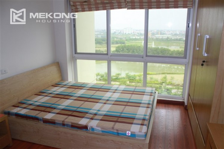 Ciputra renovated and spacious apartment with 4 bedrooms in P1 tower 14
