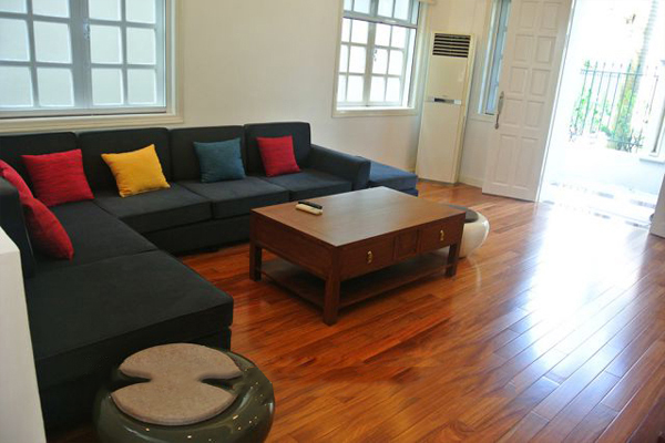 Ciputra villa for rent in C5 block with 5 bedroom and modern furniture