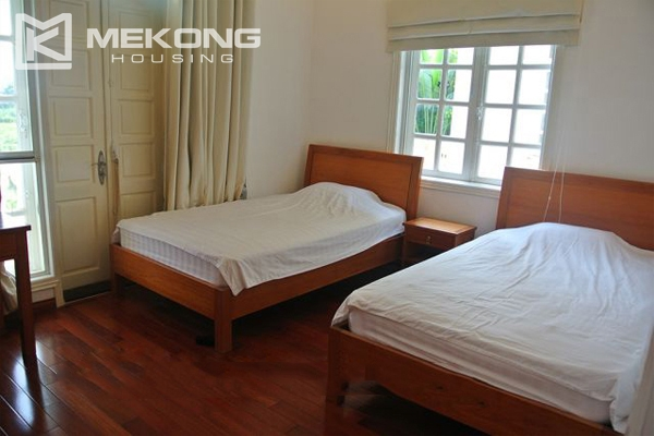 Ciputra villa for rent in C5 block with 5 bedroom and modern furniture 10