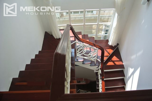 Ciputra villa for rent in C5 block with 5 bedroom and modern furniture 11