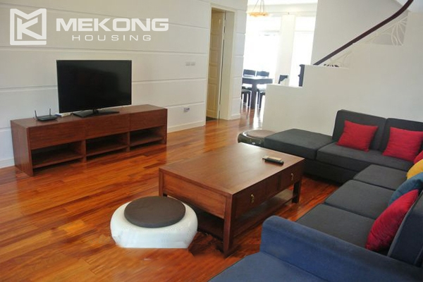Ciputra villa for rent in C5 block with 5 bedroom and modern furniture 3