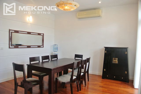 Ciputra villa for rent in C5 block with 5 bedroom and modern furniture 5