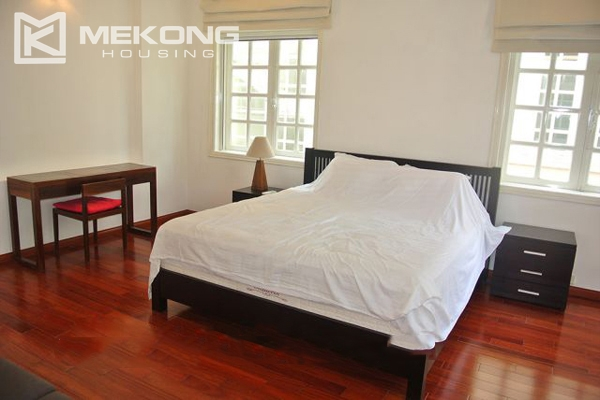 Ciputra villa for rent in C5 block with 5 bedroom and modern furniture 8
