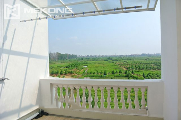 Ciputra villa for rent in C5 block with 5 bedroom and modern furniture 19