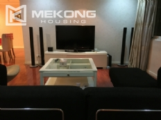 Colourful apartment with 4 bedrooms for rent in E1 Tower Ciputra