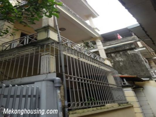 Comfortable Furnished House Rental in Dang Thai Mai Street 8
