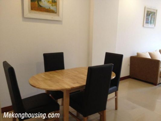 Cozy 1 bedroom serviced apartment for rent in Phuong Mai street, Dong Da, Hanoi 2