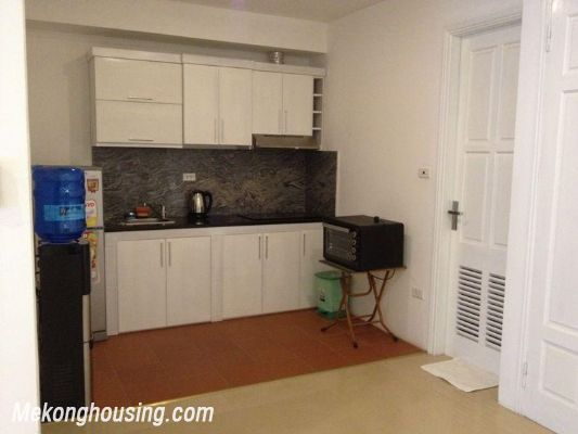 Cozy 1 bedroom serviced apartment for rent in Phuong Mai street, Dong Da, Hanoi 3