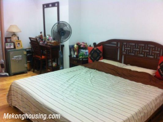 Cozy apartment with 2 bedrooms for rent in Lancaster, Nui Truc street, Ba Dinh, Hanoi 4