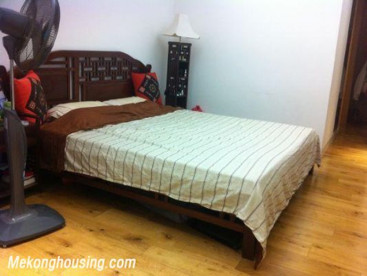 Cozy apartment with 2 bedrooms for rent in Lancaster, Nui Truc street, Ba Dinh, Hanoi 5