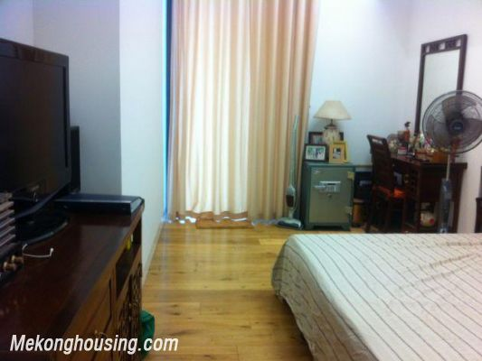 Cozy apartment with 2 bedrooms for rent in Lancaster, Nui Truc street, Ba Dinh, Hanoi 7