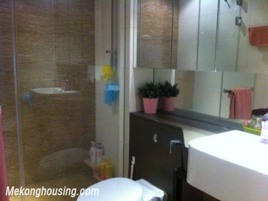 Cozy apartment with 2 bedrooms for rent in Lancaster, Nui Truc street, Ba Dinh, Hanoi 8
