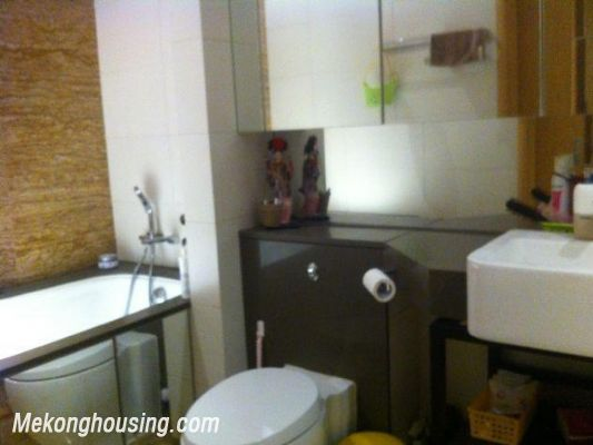Cozy apartment with 2 bedrooms for rent in Lancaster, Nui Truc street, Ba Dinh, Hanoi 9