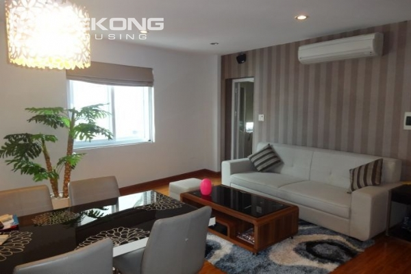 Cozy serviced apartment with 1 bedroom for rent in Nghi Tam village, Tay Ho,  Hanoi 6