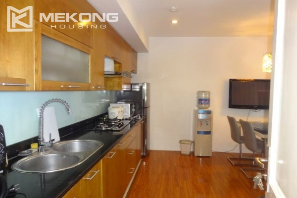 Cozy serviced apartment with 1 bedroom for rent in Nghi Tam village, Tay Ho,  Hanoi 7