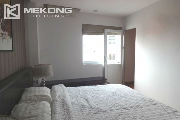 Cozy serviced apartment with 1 bedroom for rent in Nghi Tam village, Tay Ho,  Hanoi 10