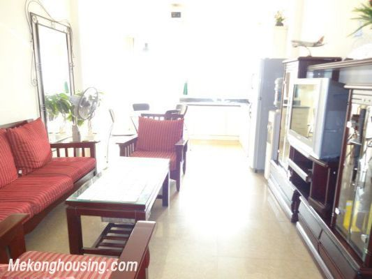Duplex Serviced Apartment For Lease in Tran Hung Dao Street 3