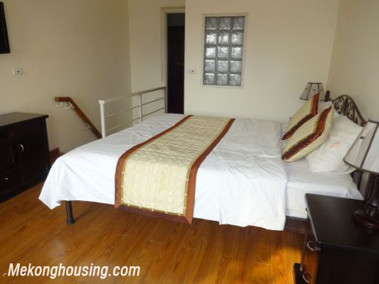 Duplex Serviced Apartment For Lease in Tran Hung Dao Street 8