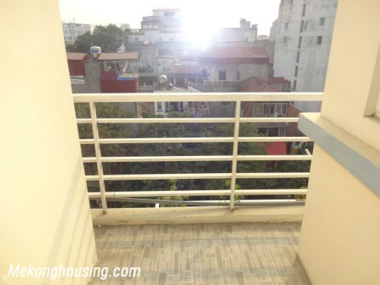 Duplex Serviced Apartment For Lease in Tran Hung Dao Street 9