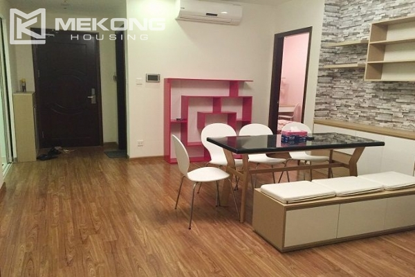 Elegant apartment with 2 bedrooms for rent in Times City 3