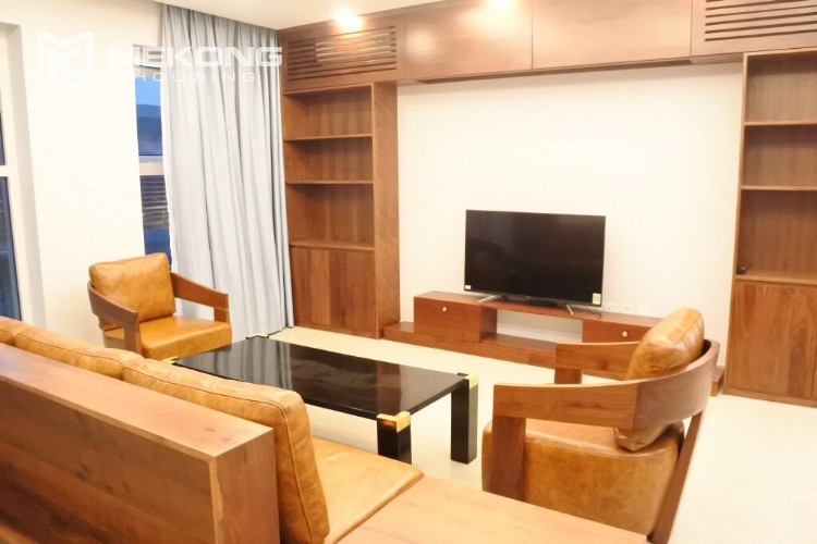 Fantastic 154 sqm apartment with 3 bedrooms on high floor in L3 tower Ciputra Hanoi 16