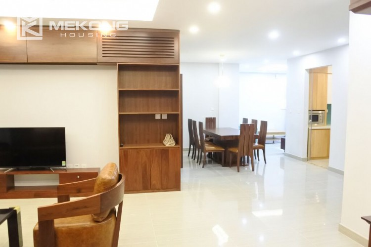 Fantastic 154 sqm apartment with 3 bedrooms on high floor in L3 tower Ciputra Hanoi 17