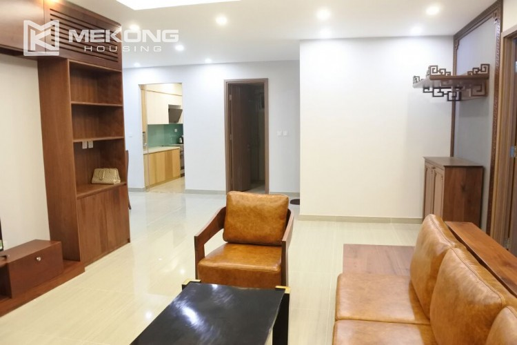 Fantastic 154 sqm apartment with 3 bedrooms on high floor in L3 tower Ciputra Hanoi 18