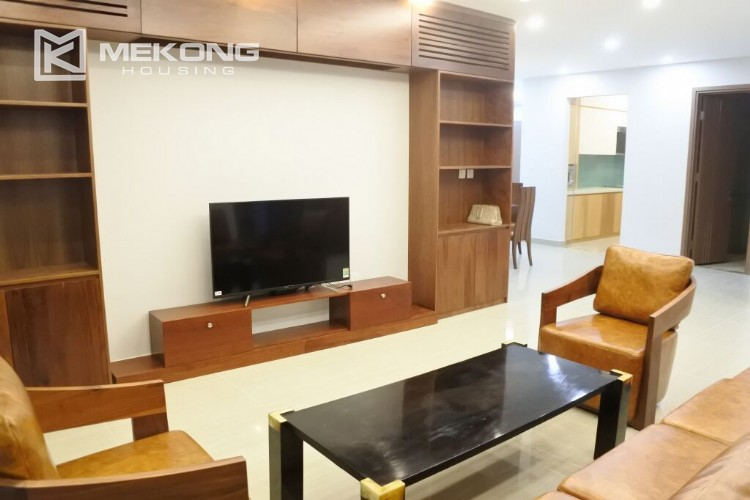 Fantastic 154 sqm apartment with 3 bedrooms on high floor in L3 tower Ciputra Hanoi 19