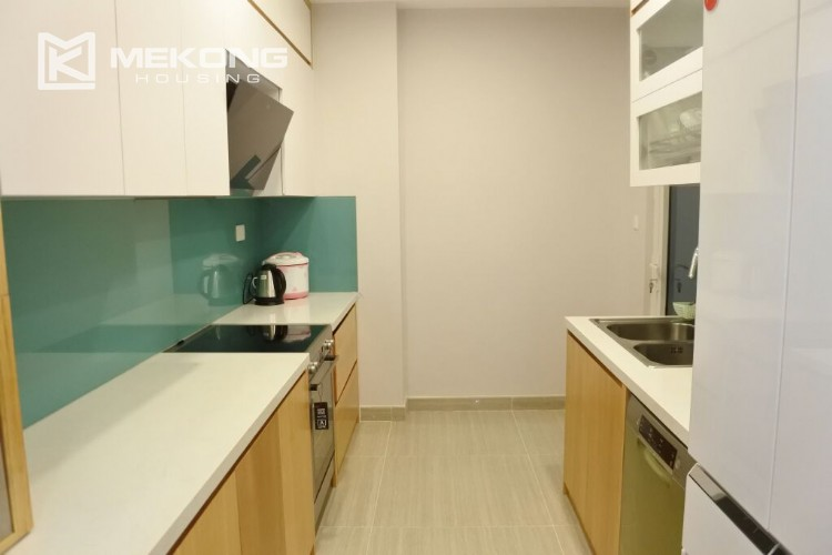 Fantastic 154 sqm apartment with 3 bedrooms on high floor in L3 tower Ciputra Hanoi 21