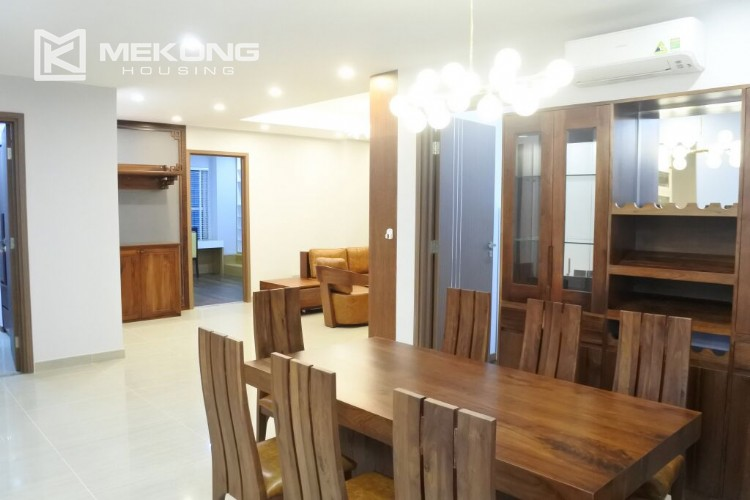 Fantastic 154 sqm apartment with 3 bedrooms on high floor in L3 tower Ciputra Hanoi 30