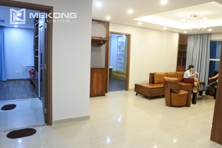 Fantastic 154 sqm apartment with 3 bedrooms on high floor in L3 tower Ciputra Hanoi 31