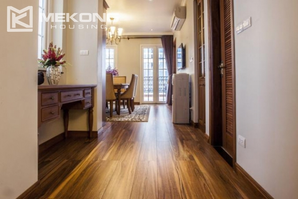 Fantastic Penthouse apartment with large terrace and luxury furniture for rent in Thai Phien street, Hai Ba Trung district 7