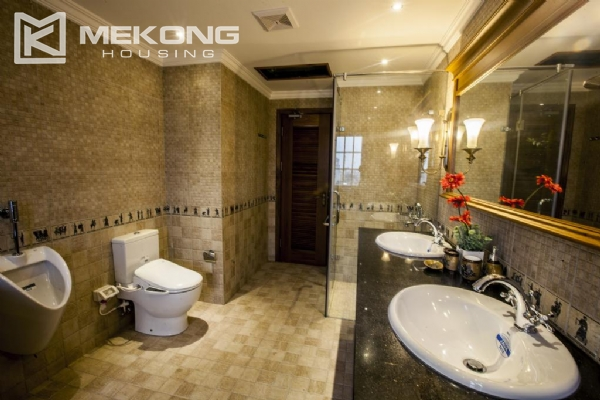 Fantastic Penthouse apartment with large terrace and luxury furniture for rent in Thai Phien street, Hai Ba Trung district 3