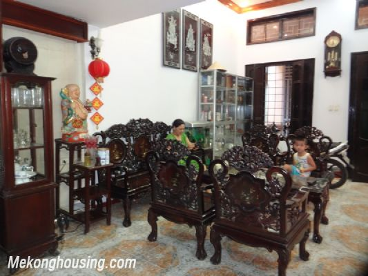 Four bedroom house for rent in Vinh Phuc street, Ba Dinh district, Hanoi 3