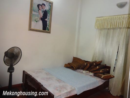 Four bedroom house for rent in Vinh Phuc street, Ba Dinh district, Hanoi 11