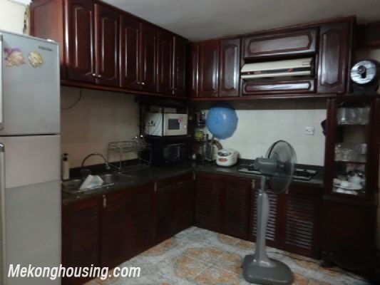 Four bedroom house for rent in Vinh Phuc street, Ba Dinh district, Hanoi 4
