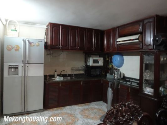 Four bedroom house for rent in Vinh Phuc street, Ba Dinh district, Hanoi 5