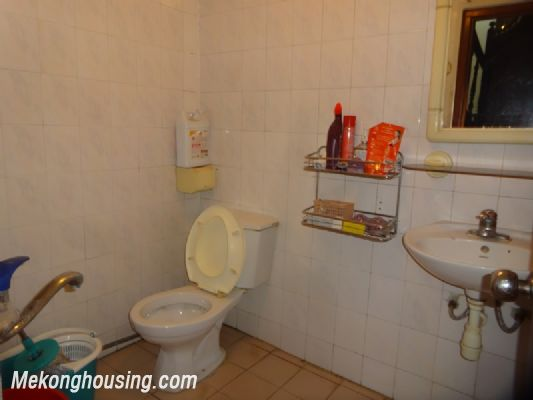Four bedroom house for rent in Vinh Phuc street, Ba Dinh district, Hanoi 6