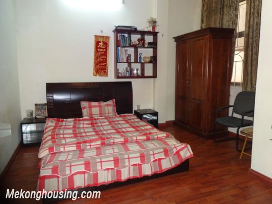 Four bedroom house for rent in Vinh Phuc street, Ba Dinh district, Hanoi 7